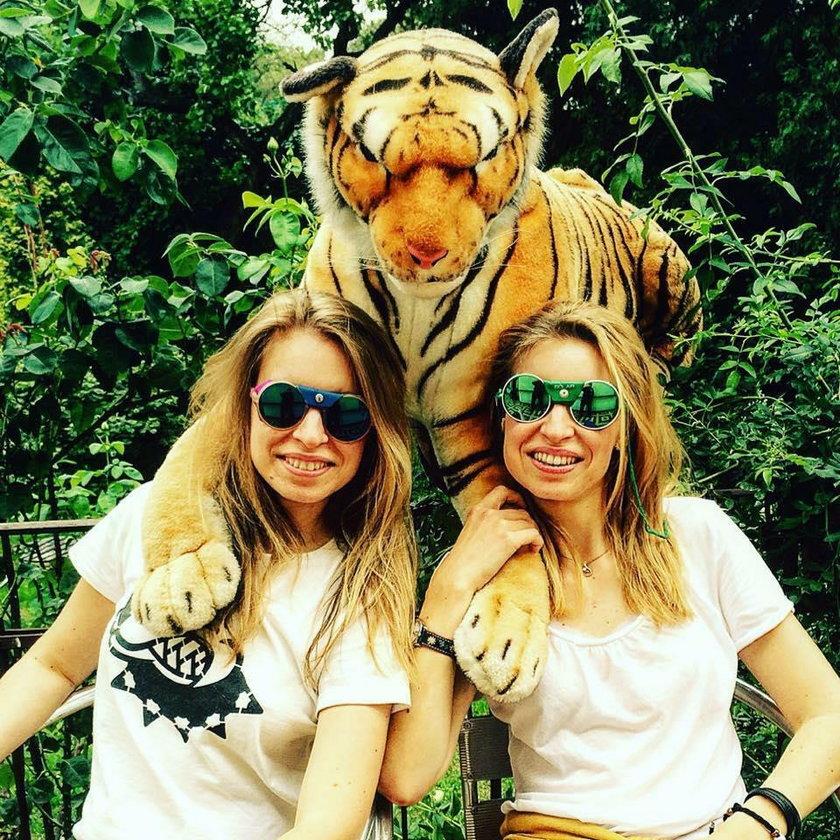 Celina i Stefania Niemkiewicz