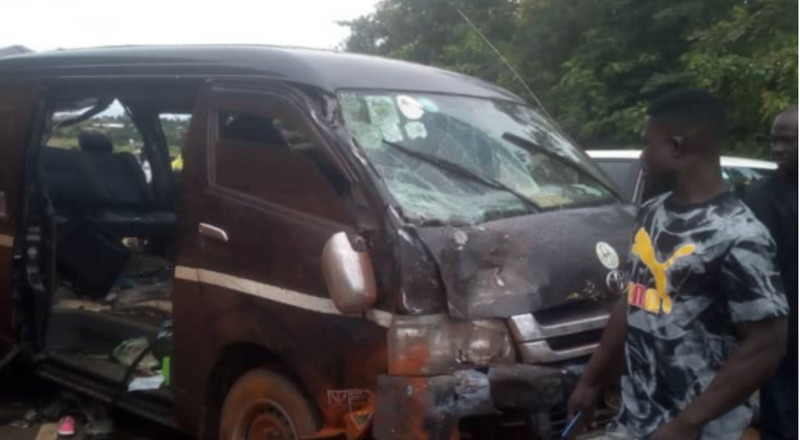 Another accident at Duampompo-Konongo Odumase leaves 15 persons hospitalised