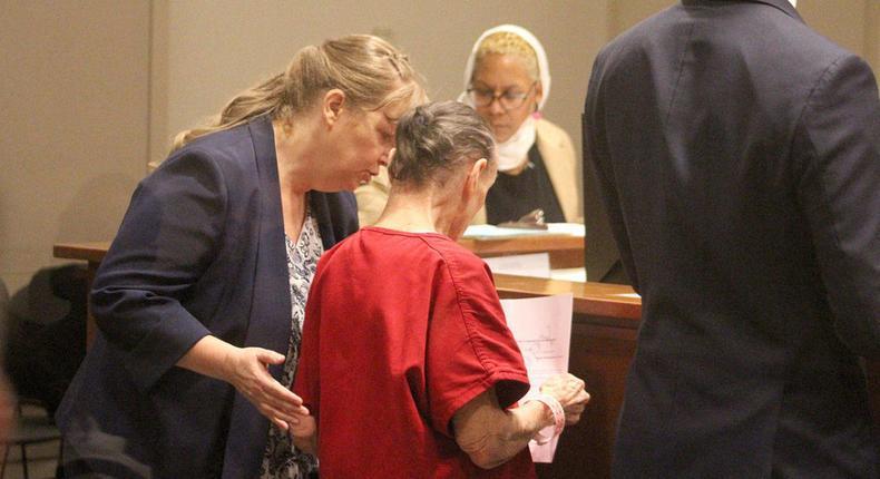 Beverly Lorraine Jenne in court