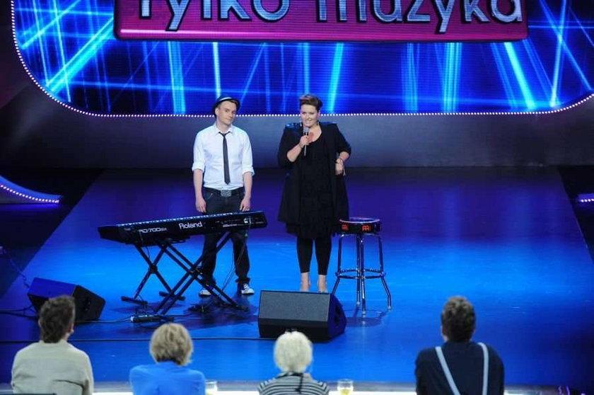 """Córka Kasprzyk w """"Must be the music"""". Foto"""
