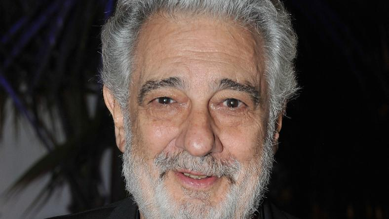 Placido Domingo (fot. Getty Images)