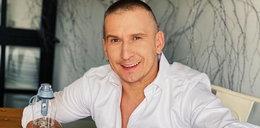 Barański ogolił głowę i apeluje do mężczyzn: Też obetnijcie włosy!