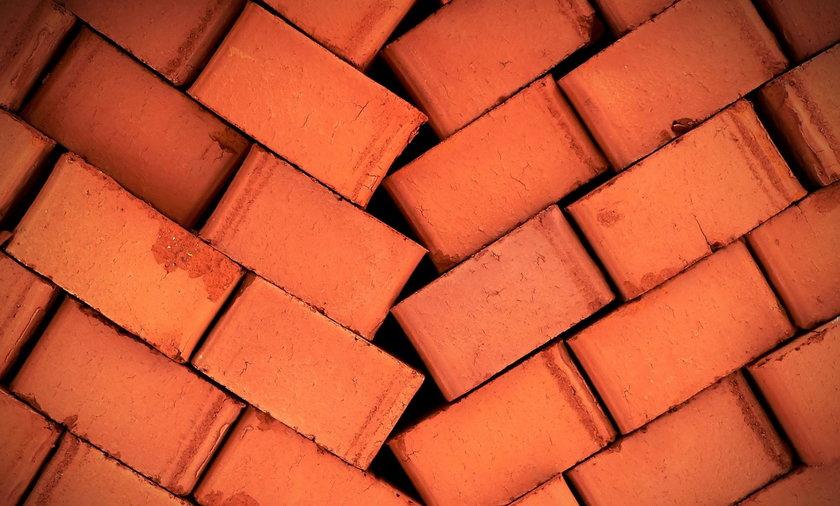 cegły cegła
