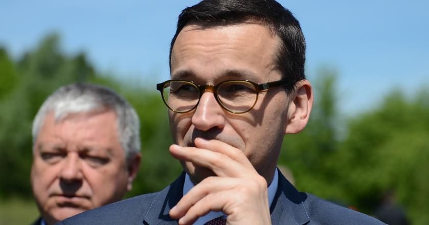 Mateusz Morawiecki chce uszczelnienia CIT