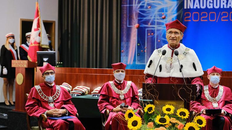 prof. Zbigniew Gaciong (2P)