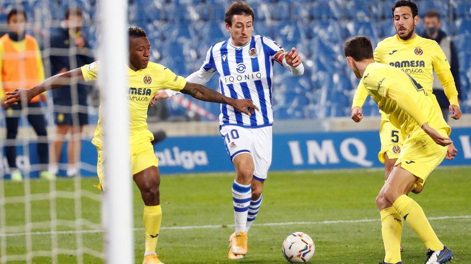 Real Sociedad - Villarreal CF