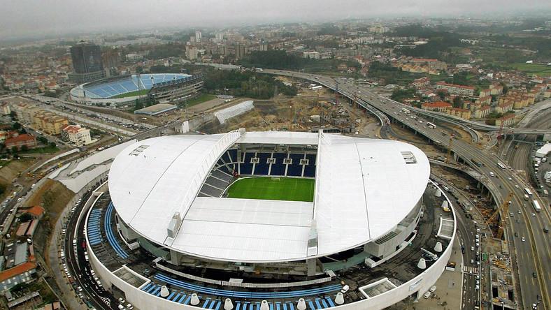 Na tym stadionie rozegrany zostanie finał Ligi Mistrzów