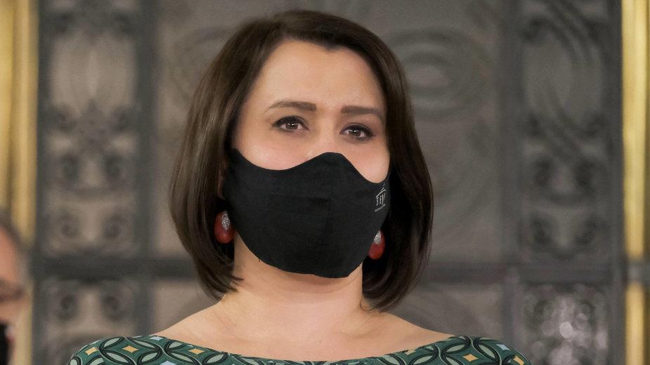 Posłanka PiS Anna Maria Siarkowska