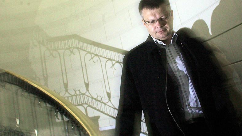 Janusz Kaczmarek ostrzegł Leppera, bo bał się, że go zdradzi