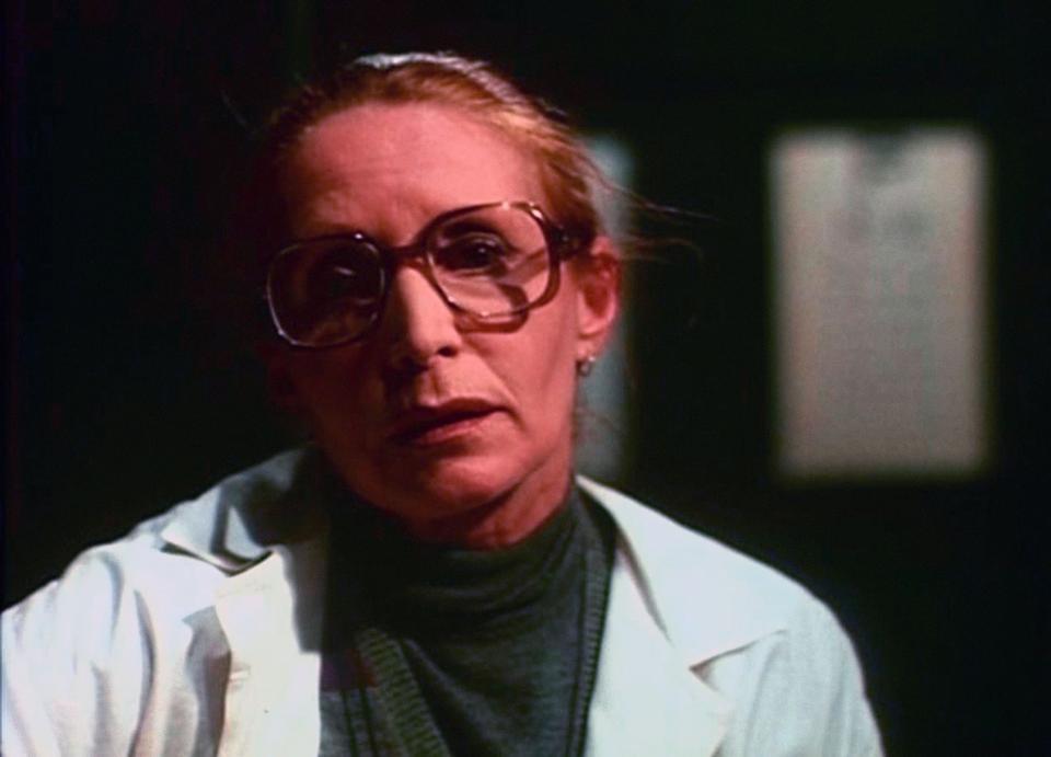 """Helena Norowicz w filmie """"Dekalog 4"""" (1988)"""