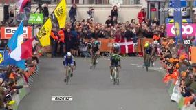 Świetny finisz Michała Kwiatkowskiego i podium w Liege-Bastogne-Liege