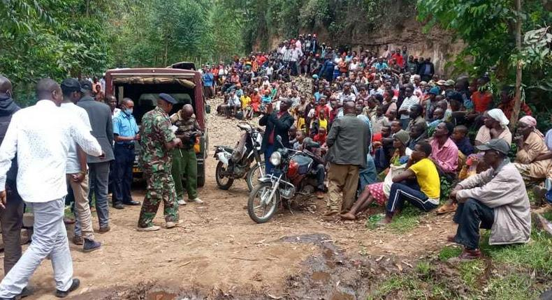 One dead, 2 injured after Quarry collapses, burying them alive