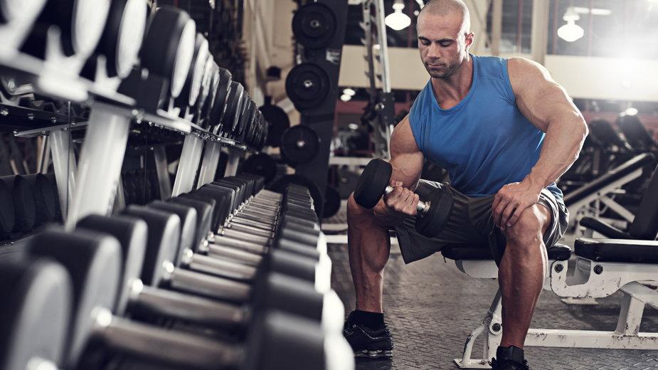 Korzyści płynące z treningu siłowego