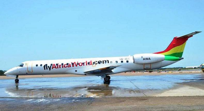 Africa World Airline is introducing midnight flight from Accra to Lagos, here's how