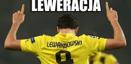 Lewandowski i internet. Tak cieszą się ludzie!