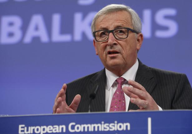 Szef Komisji Jean-Claude Juncker przesłał list do kandydatki PiS na premiera Beaty Szydło
