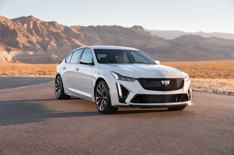 Cadillac CT5-C Blackwing
