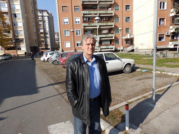 Nisam imao nameru nikoga da udarim, ne znam šta će biti sa prijavom, očajan sam, kaže Simić