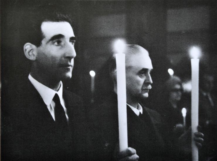 Kralj petar na jednoj od fotografija iz perioda kada mu je Momčilo Vuković Birčanin bio sekretar, odan saradnik i prijatelj
