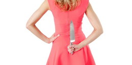45-latka nożem zadźgała młodszego kochanka