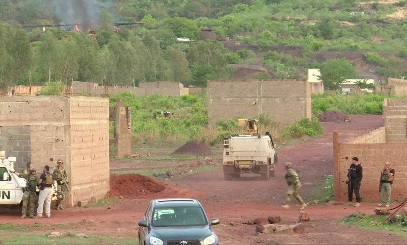 Mali. Atak na ośrodek turystyczny Le Campement Kangaba. Zakładnicy uwolnieni