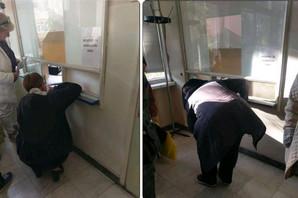 DUBOKI NAKLON ŠALETERU II DEO Slike iz subotičke bolnice napravile su haos na mrežama i nadležni su morali da reaguju (FOTO)