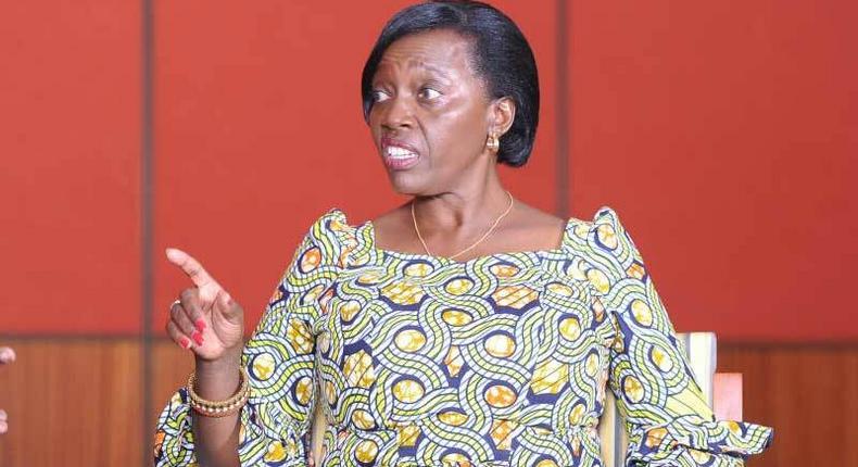 File image of Martha Karua