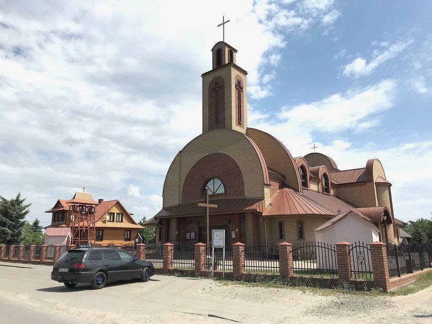 Parafia w Lipie