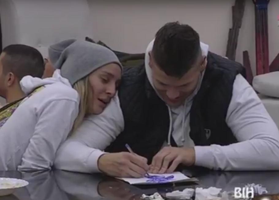 Luna Đogani i Sloba Radanović