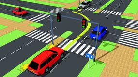 Trudne sytuacje na drogach. Czy umiesz je rozwikłać? | QUIZ