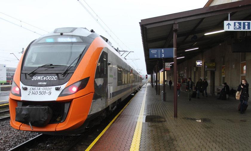 Przyspieszą pociągi na Podkarpaciu