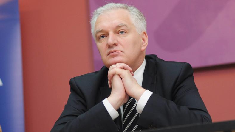 Były minister krytykuje Jarosława Gowina