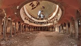 Żeliszów - niezwykły opuszczony kościół