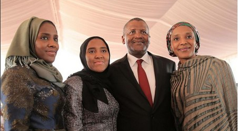 Aliko Dangote explains how he is going to preserve some of the family's wealth