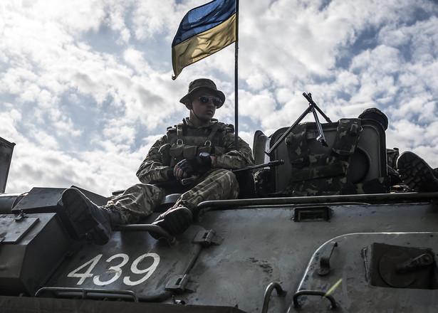 Separatyści atakują ukraińskich żołnierzy EPA/ROMAN PILIPEY