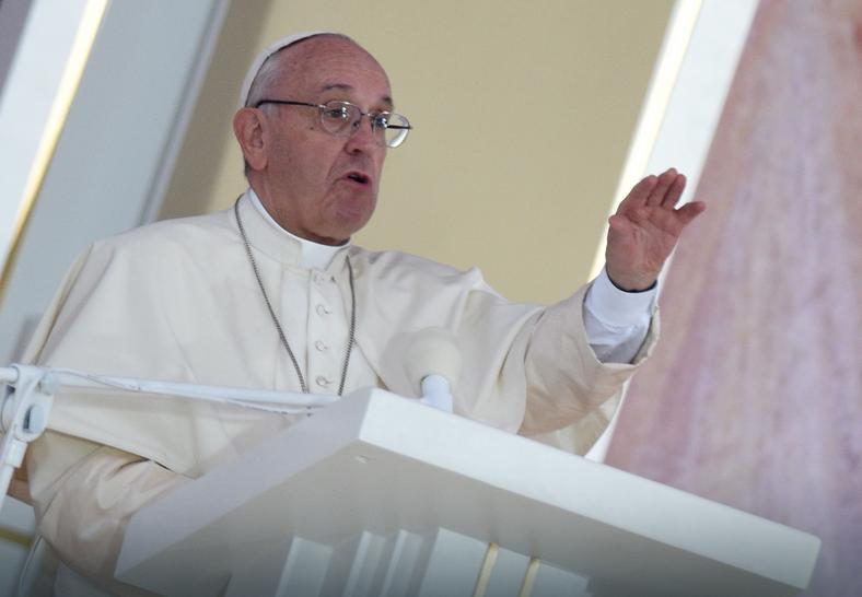 10 Najważniejszych Cytatów Papieża Franciszka Które Wygłosił