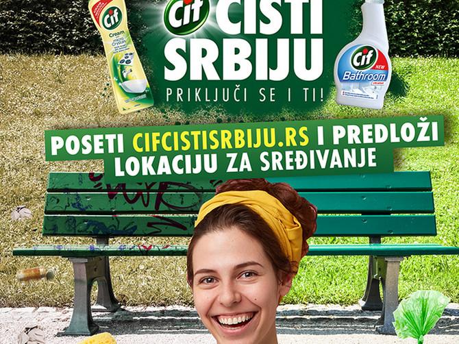 CIF čisti Srbiju
