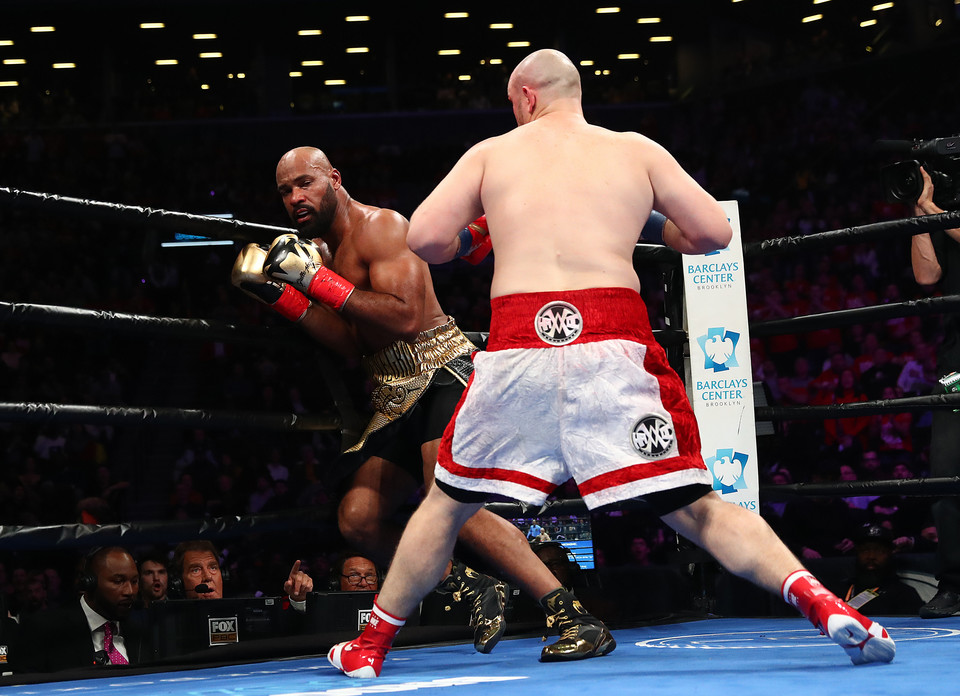 Adam Kownacki - Gerald Washington