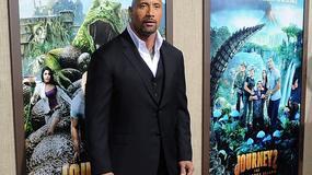 Dwayne Johnson w adaptacji komiksu