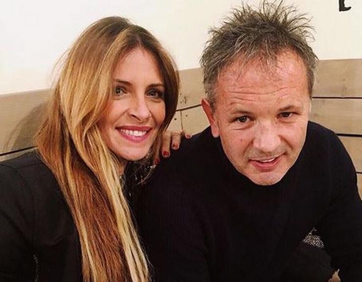 Siniša Mihajlović sa ženom