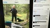 Policjantka z Norwegii powaliła na ziemię Polaków. Została bohaterką