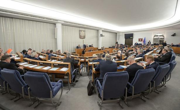 W Senacie zarządzono przerwę tuż przed głosowaniem nad zgodą na zatrzymanie i tymczasowe aresztowanie sen. Koguta
