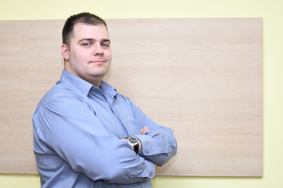 Milan Trbojević, mladi heroj