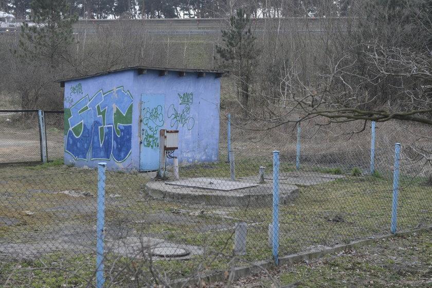Przepompownia ścieków w Krapkowicach na Opolszczyźnie
