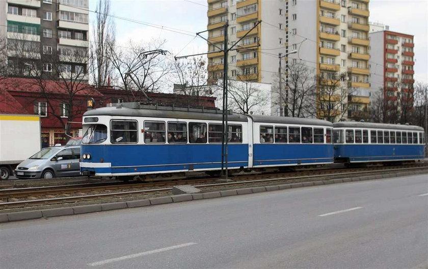 Dajcie nowe tramwaje do Huty