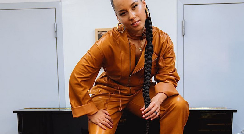 Alicia Keys set to host the Grammy's for the 2nd year in a row