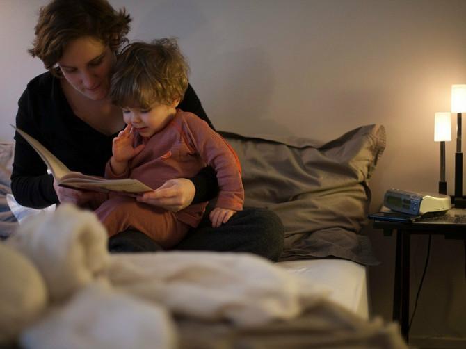 Počelo je kad mi je sin (4) pred spavanje postavio OVO PITANJE: Tad mi je bilo jasno da sam ga NEPOVRATNO POKVARILA