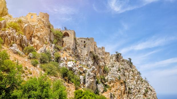 Zamek Buffavento, Cypr Północny