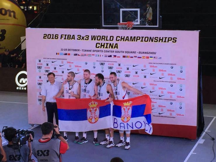 Basketaši Srbije su šampioni sveta!