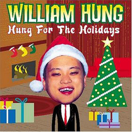 "William Hung - ""Hung for the Holidays"""